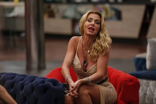 Gf Vip, Valeria Marini è la terza classificata del programma