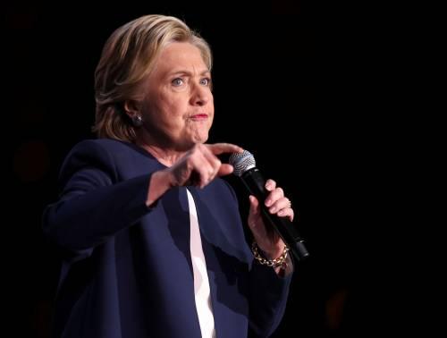 Hillary, l'unico buon motivo per sperare che vinca Trump