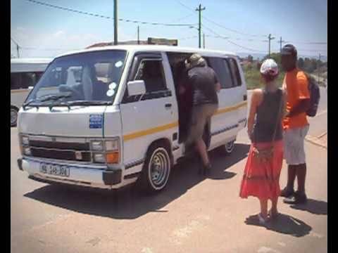 In Sudafrica esplode la guerra dei tassisti