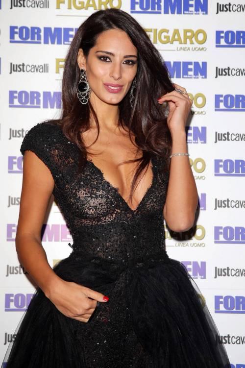 Raffaella Modugno sexy per For Men 10
