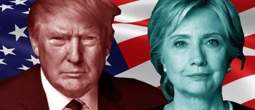 L'America sceglie il nuovo presidente: sarà Clinton o Trump?