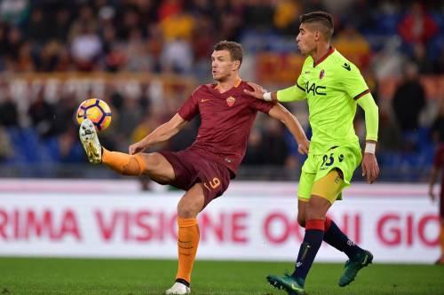 Il Milan piomba su Dzeko e offre Bacca alla Roma