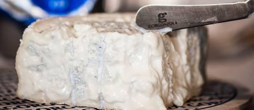La cagliata di fagioli fermentata e il gorgonzola