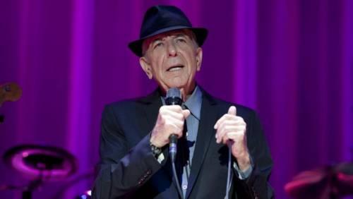 Addio a Leonard Cohen: icona della canzone d'autore