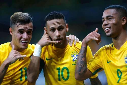 """Il Brasile umilia l'Argentina. Messi: """"Dobbiamo cambiare mentalità"""""""