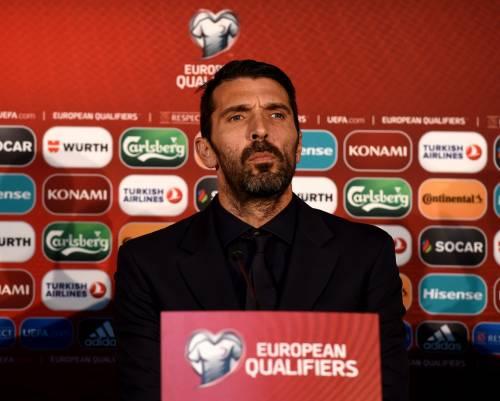 """Buffon: """"Italia, serve concentrazione. Scansarsi? Mai detto"""""""