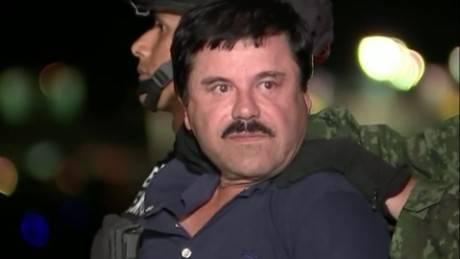 """El Chapo su Twitter: """"Il muro in Messico di Trump? Lo butto giù"""""""