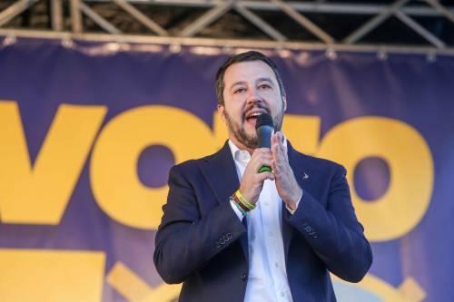 """Salvini si candida a premier Parisi: """"Non è lui la risposta"""""""