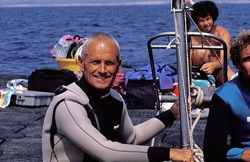 Maiorca, leggenda del mare l'uomo che sfidò gli abissi