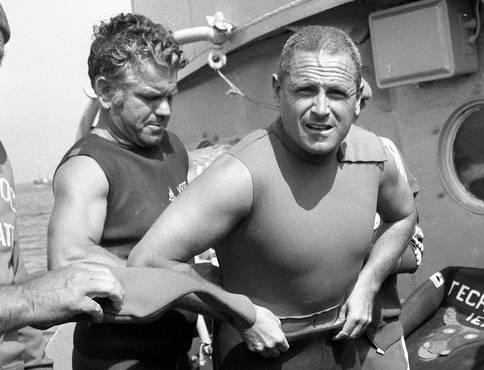 Sorrento, Enzo Majorca si appresta a abbattere il record del mondo a -87 metri: è il 19740