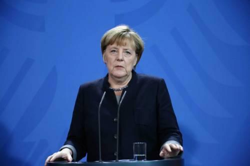 "La Germania rifiuta l'asilo alla bimba chiamata ""Angela Merkel"""