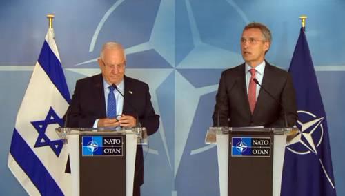 Israele, prima esercitazione con la Nato dopo sei anni