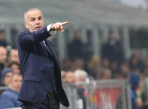 Pioli, prima con doppio tabù: derby e Milan