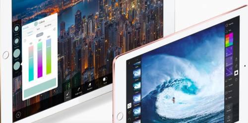 Apple, in arrivo un iPad Pro da 10.9 pollici