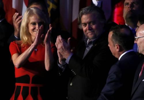 """""""Bannon antisemita islamofobo"""", polemica sulla scelta di Trump"""