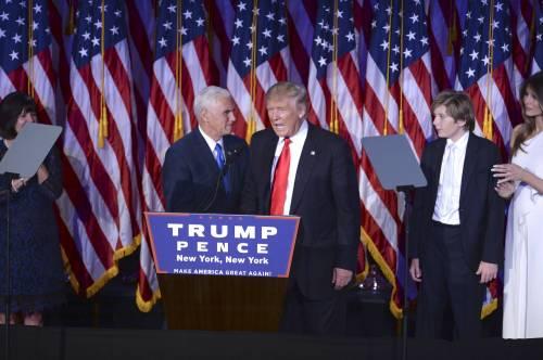 Milly D'Abbraccio e Donald Trump, immagini 5