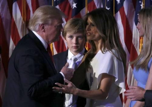Milly D'Abbraccio e Donald Trump, immagini 9