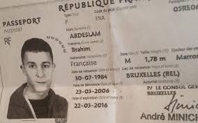 Telefono di Abdelslam trovato in una caserma della polizia