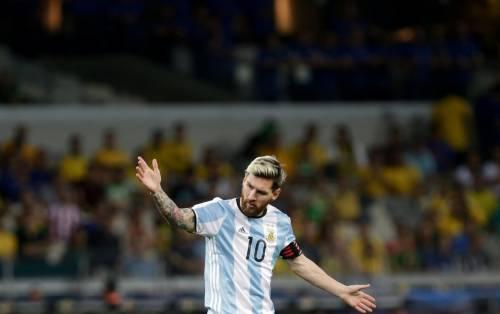Messi trascina l'Argentina alla vittoria: il Brasile non si ferma più