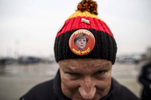 La Merkel si ricandida alla guida della Germania