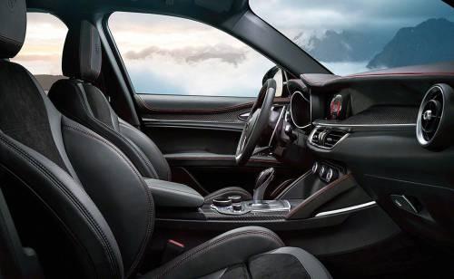 Stelvio, il primo suv dell'Alfa Romeo 2
