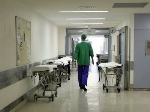 Olbia, trovato un feto nella biancheria sporca dell'ospedale