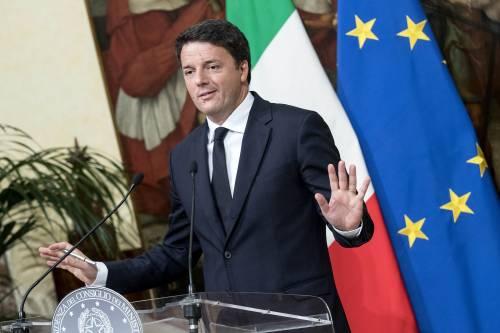 """Ora Renzi ricatta gli italiani: """"Se vince il No sale lo spread"""""""