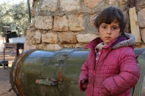 """""""Aleppo è senza ospedali"""""""