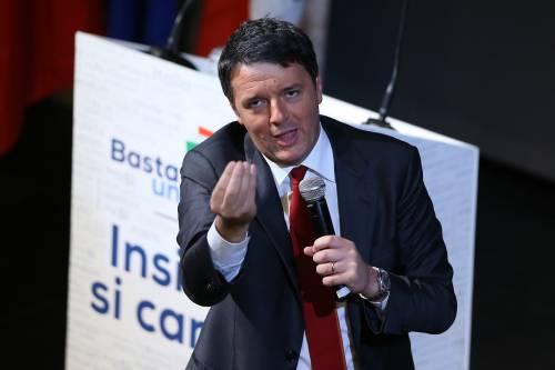 """Referendum, Renzi: """"Dipende dai cittadini se andare avanti o no"""""""