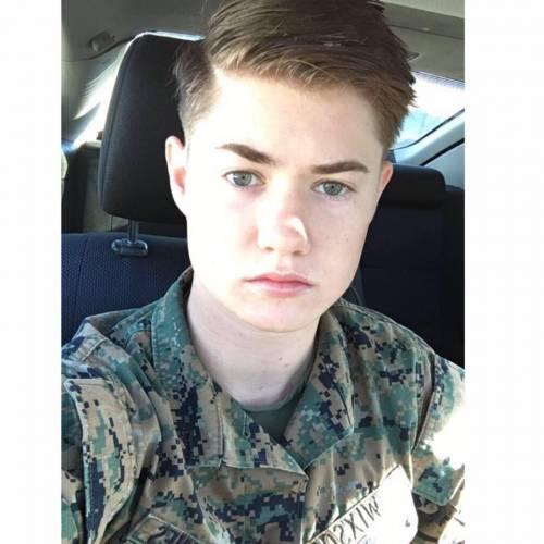 Primo caso transessuale al Pentagono: Aaron Wixson diventa uomo