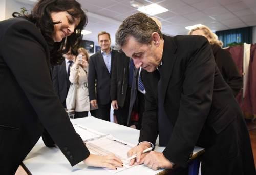 Primarie della destra, Fillon sorprende tutti E Sarkozy va a casa
