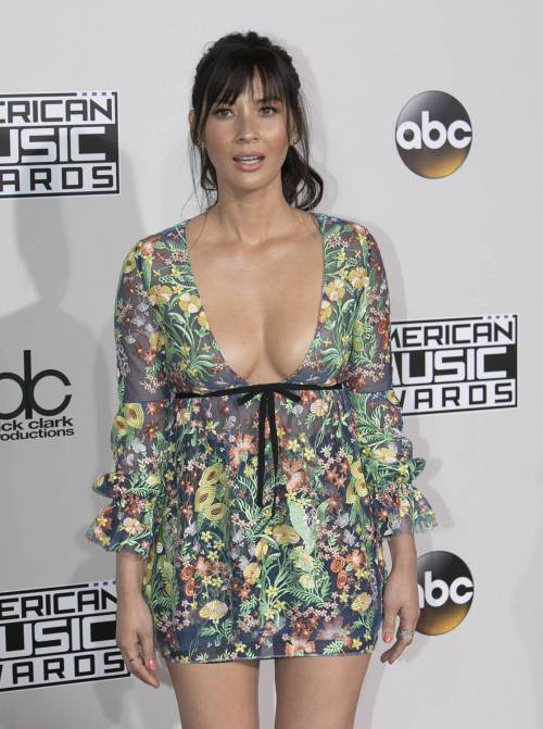 American Music Awards 2016, ecco i lokk stravaganti delle star 11