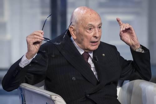 Referendum, Napolitano minaccia gli italiani con lo spread
