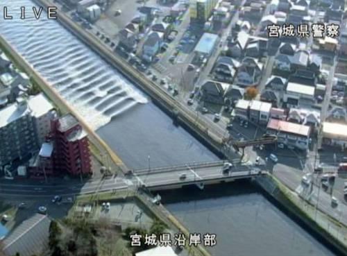 Giappone, sisma di 6.9  al largo di Fukushima