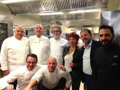 Per tre giorni Bergamo diventa il ristorante con più stelle d'Italia