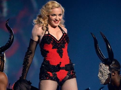 Madonna, i look più sexy 6