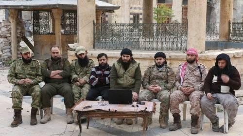Siria, civili ostaggio dei ribelli ad Aleppo Est