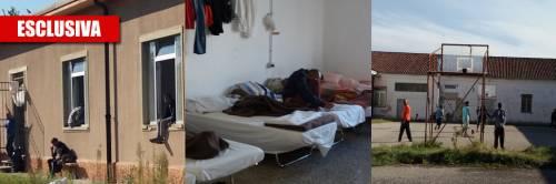 Tra alcol, furti e sporcizia viaggio nel campo profughi dove le regole non esistono