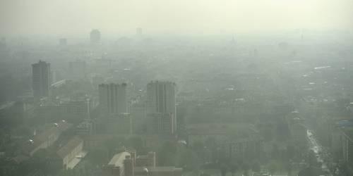 La Ue conta i morti da smog però non sa la matematica
