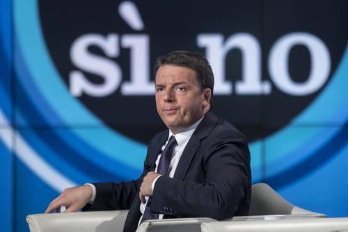 Porta a Porta, lite fuori onda tra Renzi e Meloni