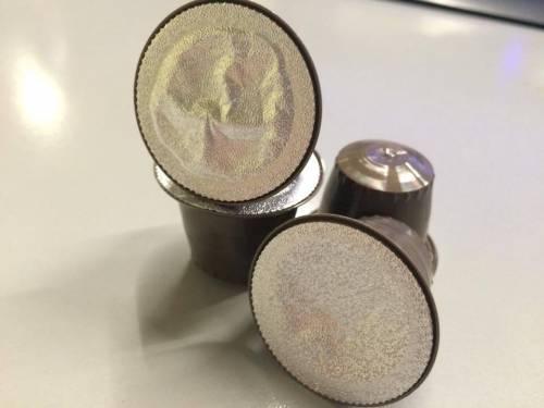 Rischio plastica nel caffè: maxi richiamo di capsule
