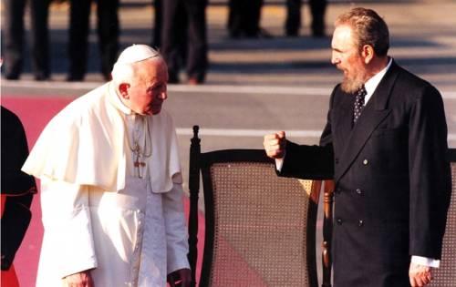 Castro, la svolta con Wojtyla e la lenta transizione di Cuba