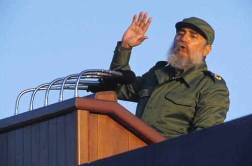 Tutto Fidel Castro da Nikita a Naomi