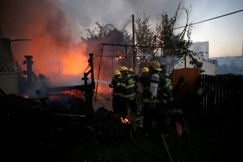 L'Intifada del fuoco che sta bruciando la terra di Israele