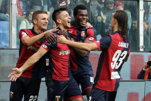 Il Genoa strapazza la Juventus: Simeone stende la Vecchia Signora