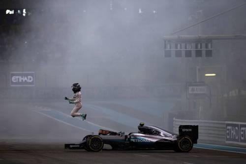 F1, Rosberg lascia da campione