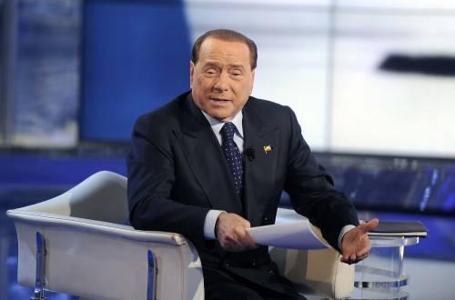 """Berlusconi: """"Se vince il No niente governo di scopo con il Pd"""""""