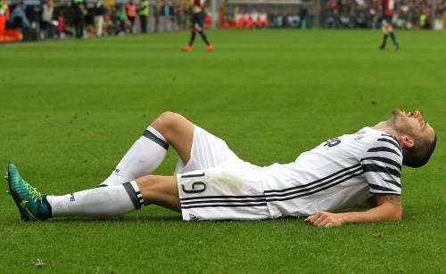 La Juventus perde i pezzi: quanti infortunati da agosto ad oggi