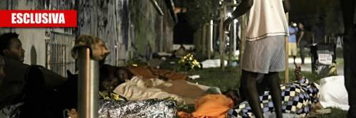 Milano in balia della violenza paga il conto ai profughi