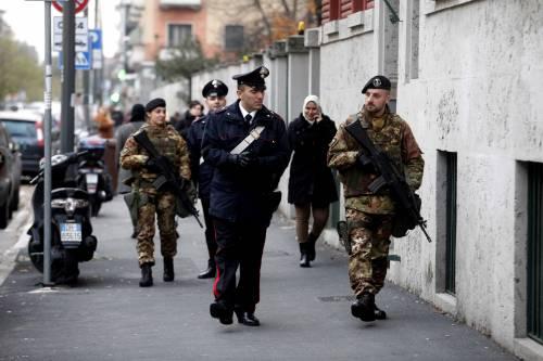 San Siro, Corvetto e via Padova Ora i militari sono nelle strade